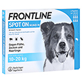 FRONTLINE Spot on H 20 L�sung f.Hunde 6 St�ck