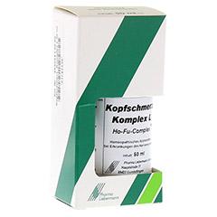 KOPFSCHMERZ KOMPLEX L Ho-Fu-Complex Tropfen 50 Milliliter N1