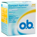 COMPACT Applicator f.o.b.Tampons normal 16er 16 Stück