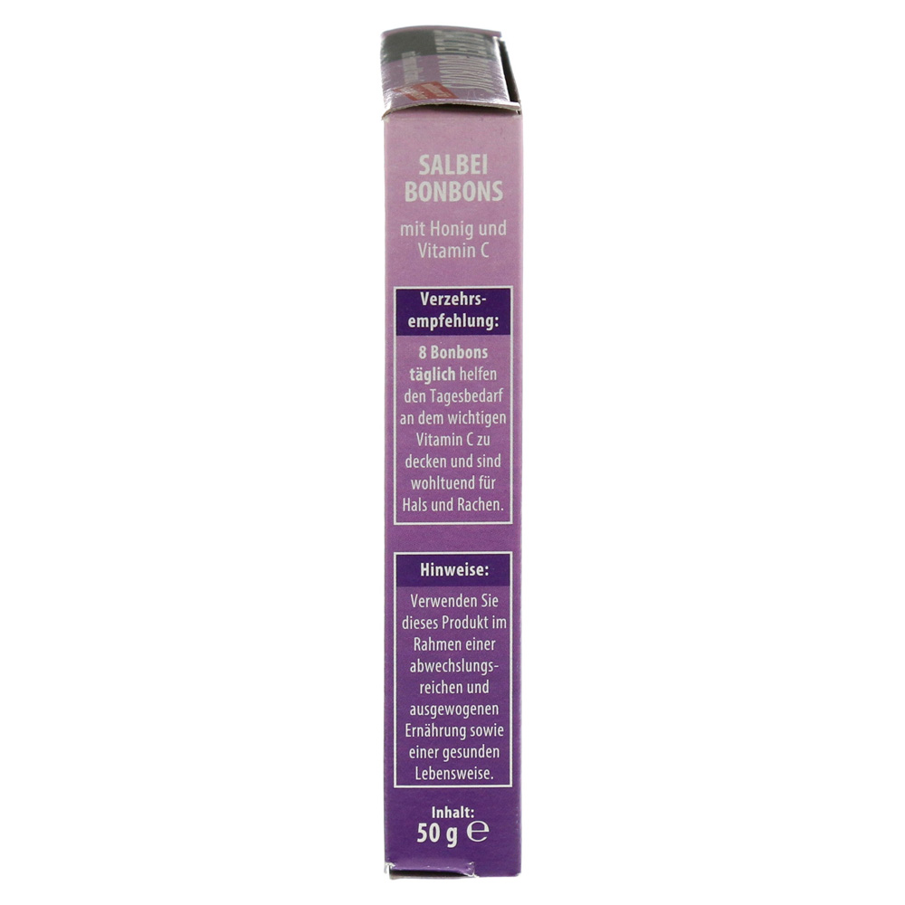 erfahrungen zu salbei bonbons mit honig und vitamin c 50 gramm medpex versandapotheke. Black Bedroom Furniture Sets. Home Design Ideas