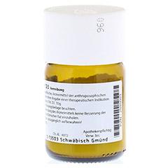 MAGNESIT D 3 Trituration 50 Gramm N2 - Rückseite