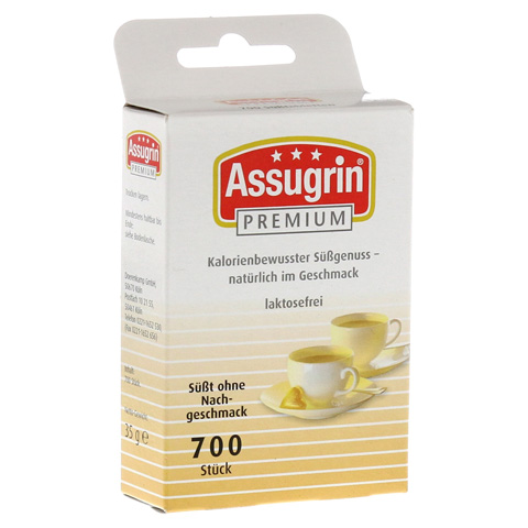 Assugrin Premium 700 Stück