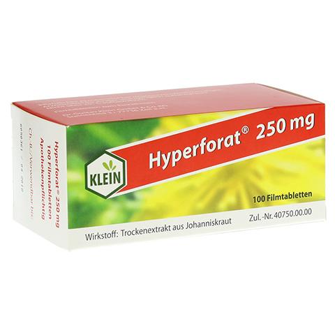 Hyperforat 250mg 100 Stück N3