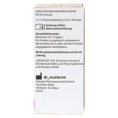 LIQUIFILM O.K. N Augentropfen 90x0.6 Milliliter - Rückseite