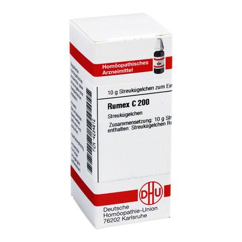 RUMEX C 200 Globuli 10 Gramm N1