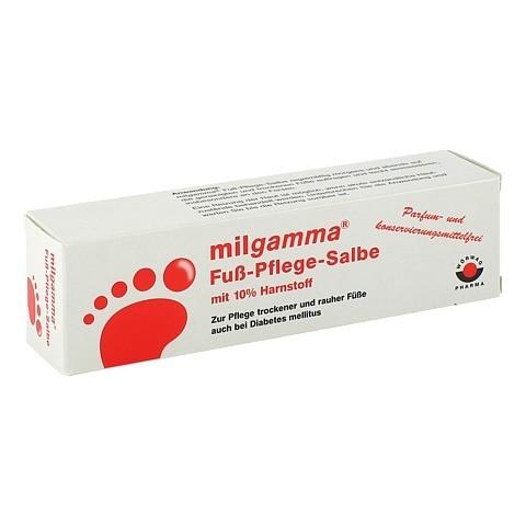 MILGAMMA Fuss Pflege Salbe 45 Milliliter