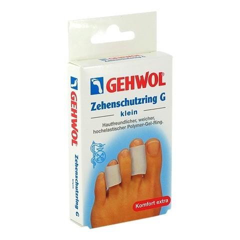 GEHWOL Polymer Gel Zehenschutzring G klein 2 Stück