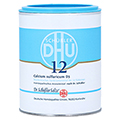 BIOCHEMIE DHU 12 Calcium sulfuricum D 3 Tabletten 1000 Stück