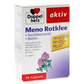 DOPPELHERZ Meno Rotklee+Nachtkerzen�l+Biotin Kaps.