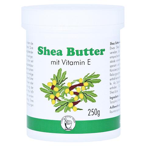 SHEA BUTTER 250 Gramm