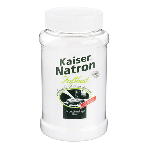 KAISER NATRON Fu�bad 500 Gramm