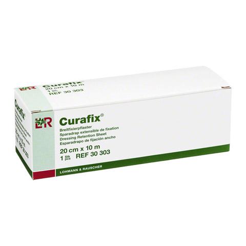 CURAFIX Fixierpflaster 20 cmx10 m 1 Stück