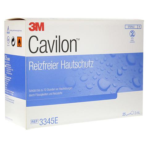 CAVILON 3M Lolly reizfreier Hautschutz 25x3 Milliliter
