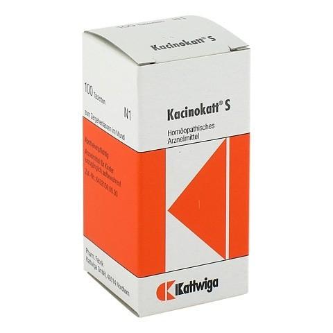 KACINOKATT S Tabletten 100 Stück