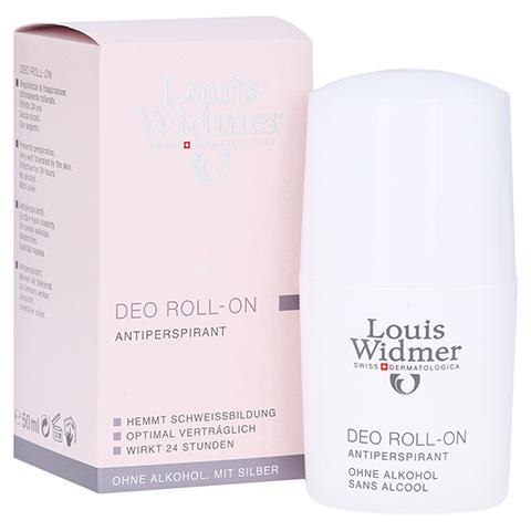 WIDMER Deo Roll-on leicht parfümiert 50 Milliliter
