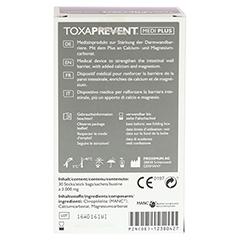 FROXIMUN TOXAPREVENT medi plus Stick 30x3 Gramm - Rückseite