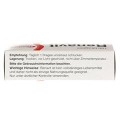 RENAVIT überzogene Tabletten 100 Stück - Oberseite