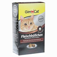 GimCat Fleischbällchen für Katzen 100 Gramm