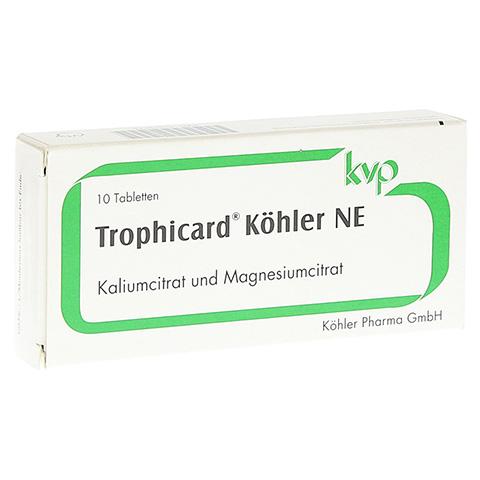TROPHICARD K�hler NE Tabletten 10 St�ck