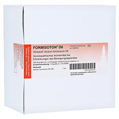 FORMISOTON D 6 Ampullen 10x10x1 Milliliter