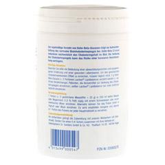 LACTISOL Lipidbalance Pulver 450 Gramm - Linke Seite