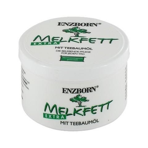 MELKFETT extra mit Teebaum�l Enzborn 250 Milliliter
