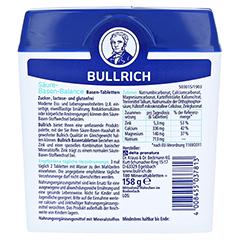 BULLRICH Säure Basen Balance Tabletten 180 Stück - Rückseite