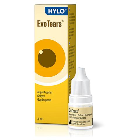 EVOTEARS Augentropfen 3 Milliliter