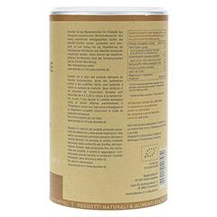 BRAUNHIRSE Bio Pulver 500 Gramm - Rechte Seite