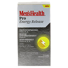 MEN'S HEALTH Pro Energy Release Sticks 16 Stück - Vorderseite