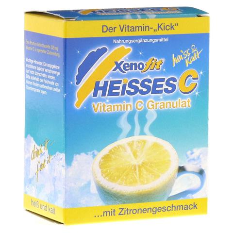 XENOFIT hei�es C Granulat Beutel 10x9 Gramm