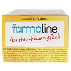 FORMOLINE Abnehm-Power-3fach L112+Eiwei�di�t+Buch 1 St�ck - Oberseite