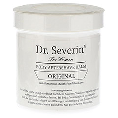 DR.SEVERIN Aftershave for women Gel 200 Milliliter