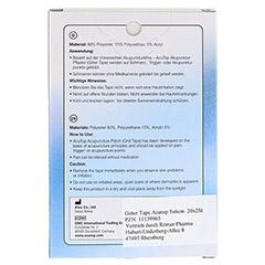 GITTER Tape AcuTop 5x6 cm 20x2 St�ck - R�ckseite