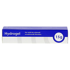 AKTIVMED Hydrogel 15 Gramm - Vorderseite