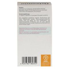 OSTEOMIN Tabletten 350 St�ck - R�ckseite