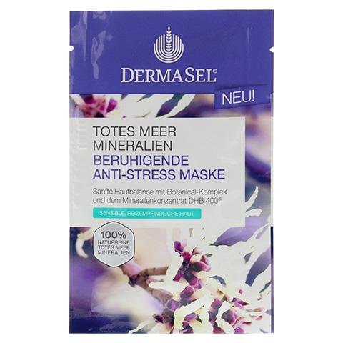 DERMASEL Maske Anti-Stress 12 Milliliter