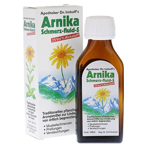 APOTHEKER Dr.Imhoff's Arnika Schmerz-fluid S 100 Milliliter