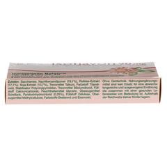 ISOFLAVON 90 mg Dr.Böhm Dragees 30 Stück - Unterseite