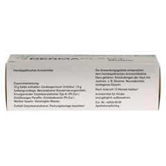 DERMAPLANT Salbe 150 Gramm N3 - Unterseite