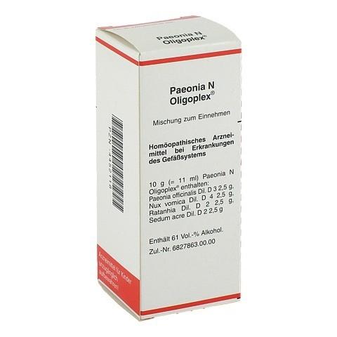 PAEONIA N Oligoplex Liquidum 50 Milliliter N1