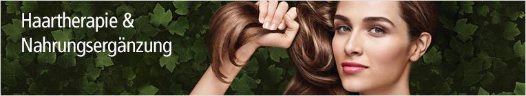 Haartherapie & Nahrungsergänzung