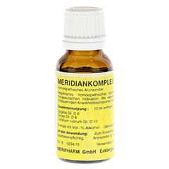 MERIDIANKOMPLEX 9 Tropfen zum Einnehmen 20 Milliliter N1