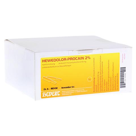 HEWEDOLOR Procain 2% Ampullen 100 St�ck