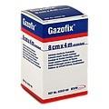 GAZOFIX Fixierbinde 8 cmx4 m hautf.