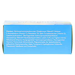 VIT OPHTAL mit 10 mg Lutein Tabletten 90 Stück - Oberseite