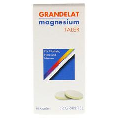 MAGNESIUM FORTE Grandel 300 mg Kautabletten 10 Stück - Vorderseite