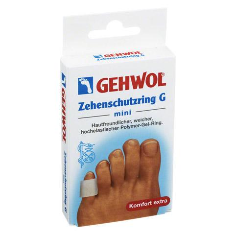 GEHWOL Polymer Gel Zehenschutzring G mini 2 Stück