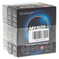MYSIZE Testpack 53 57 60 Kondome 3x3 St�ck