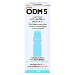 ODM 5 Augentropfen 1x10 Milliliter - Vorderseite